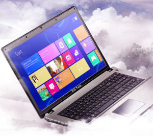Top Quality Laptop 17 Inch with 4th Processor DVD/RW, WiFi pictures & photos