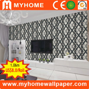 2017 New Cheap Price 1.06*15.6m Korean 3D Wallpaper for Wall Decor pictures & photos