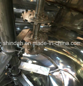500L Food Grade Stainless Steel Mixing Tank Reactor pictures & photos