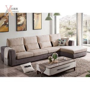 Modern Simple Fabric Sofa (805A) pictures & photos