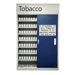Factory Wholesale Cigarette Tobacco Display Cabinet pictures & photos