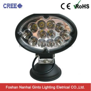 36W CREE Oval LED Work Light for Tractor (GT2012-36W) pictures & photos