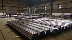 Tp316/316L Polished Stainless Steel Pipe pictures & photos