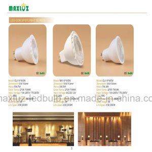 5W SMD GU10 LED Spotlights pictures & photos