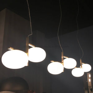 Dlss Newest Design Glass Pendant Lamp with Ce / UL for Projects pictures & photos