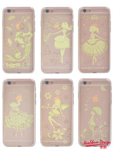 Hot Selling Soft TPU Phone Case for Huawei P8lite P9lite J7prime J5prime Mobile Phone Case pictures & photos