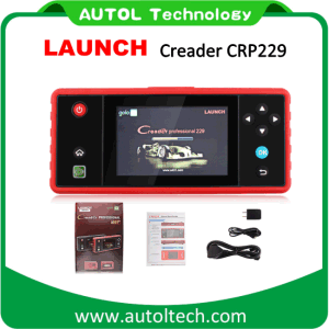 New Arrival 100% Orignal Super Auto Scanner Launch Creader Crp229 with Full Function by Launch X431 Crp229 Code Reader pictures & photos