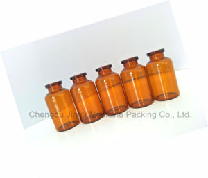 20ml Amber Glass Vial/ Bottle pictures & photos