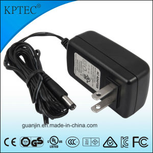 Kptec Us Plug Charger with 12V UL RoHS Certificate pictures & photos