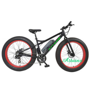 Bafang Motor 500W Samsung Battery 48V 10.2ah Fat Tire Electric Bicycle pictures & photos