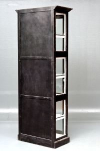 Shabby Chic French Style Reclaimed Wood Cabinet pictures & photos