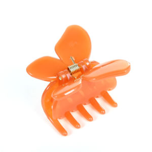 Fashion Girls Plastic Hair Clip Claw