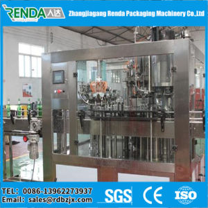 Beer Filling Machine Plastic Ring Pull Cap Sealing Machine pictures & photos