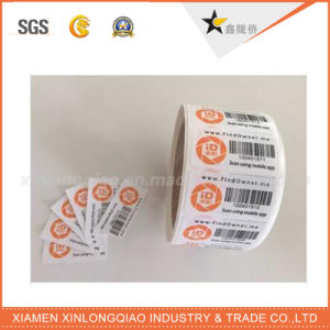 Customized Die Cut Label Printing, Custom Labels, Barcode Label Sticker pictures & photos