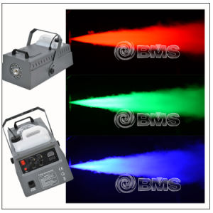 3000W RGB 3 in 1 LED DMX Fog Machine