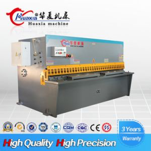Hydraulic CNC Swing Shearing Cutting Machine pictures & photos