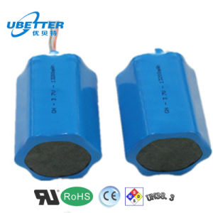 7.4V 5600mAh Lithium Battery Pack for E-Tools pictures & photos