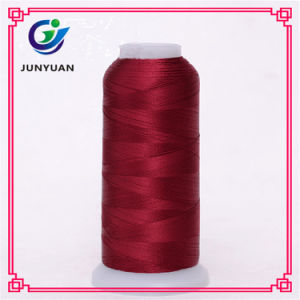 China Manufacturer Wholesale Embroidery Thread Price pictures & photos