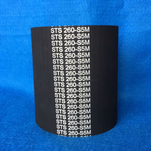 Cixi Huixin Industrial Rubber Timing Belt Sts-S5m 815 830 835 845 850 pictures & photos