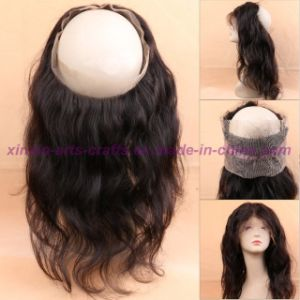 8A 360 Lace Frontal Mongolian Body Wave Lace Frontal Closure 360 Lace Frontal Closures with Baby Hair 360 Lace Frontal Wigs