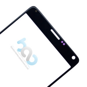 Best Quality Mobile Phone Glass Lens for Samsung Note4 Front Assembly pictures & photos