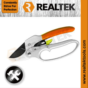 Built-in Ratchet Pruning Shear pictures & photos