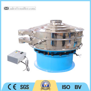 Durable Circular Vibrating Sieve Separator for Particle/Liquid/Powder pictures & photos