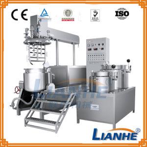 Vacuum Emulsifier Mixing Machine with High Speed Homogenizer pictures & photos