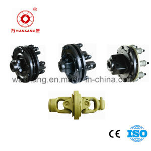 Pto Shaft Clutch Wide Angle Joint Friction Torque Limiter