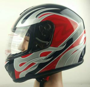 Full Face Helmet for Motorcycle and Dirbike with DOT/Ce Approved pictures & photos