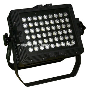 54*3W RGB/RGBW/RGBA/UV/Wa LED Wall Washer Light Waterproof pictures & photos