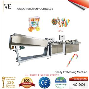 Candy Embossing Machine (K8019006) pictures & photos