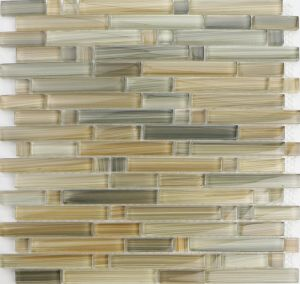 Mosaic Tile Price in Egypt, Crystal Glass Mosaic Tile pictures & photos
