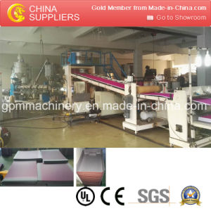 PS/PC/PP/ABS Luggage Sheet Extrusion Line pictures & photos
