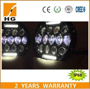 7inch High Low Beam LED Work Light for Dodge Journey pictures & photos