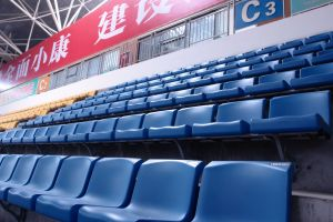 Floor-Mounted HDPE Stadium Chair pictures & photos