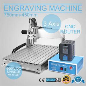 6040z 3axis CNC Router Engraver Machine pictures & photos