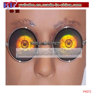 Custom Plastic Promotional Glasses Party Sunglasses (P4073) pictures & photos