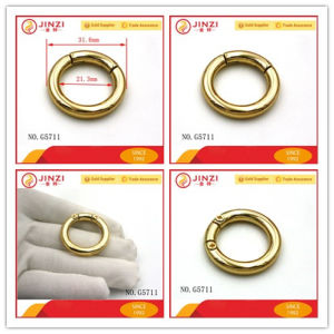 Screw Metal Clip O Ring Spring Ring for Keychain pictures & photos