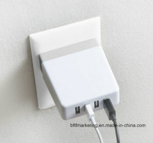 6A 4 Ports Multiple USB Home Charger pictures & photos
