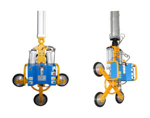 Manual Operation of Pneumatic Vacuum Lifter pictures & photos
