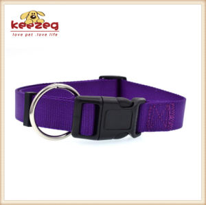 Quality Durable Nylon Dog Collar for Small/Medium/Large Pets (KC0089) pictures & photos