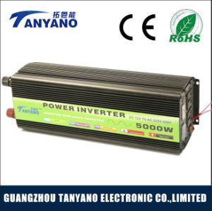 High Frequency AC 12V to DC 5000W Power Inverter pictures & photos
