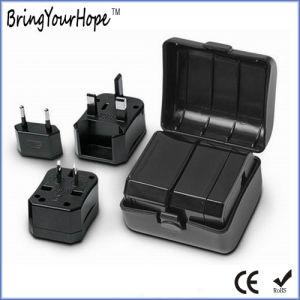 Poplular Au/EU/Us/UK Plug Universal Travel Adapter (XH-UC-020) pictures & photos
