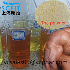 Injectable Efficient Steroid Trenbolone Acetate Injection Liquid for Fitness pictures & photos