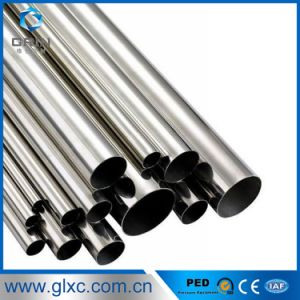 Internal Polish Food Grade 304 Stainless Steel Tube pictures & photos
