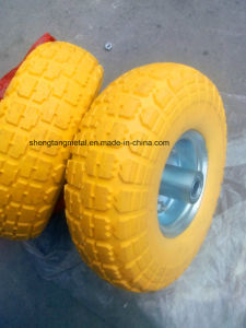 3.50/4.10-4 PU Foam Wheel, PU - Polyurethane Wheel