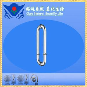 Xc-B2706 Stainless Steel Handle Bathroom Big Size Door Pull Handle pictures & photos