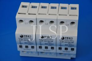 PV Application Solar 3p SPD/Surge Protector (GA7510-21) pictures & photos
