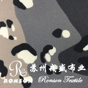 900d Polyester Oxford Fabric with PU Coated for Military Shoots, Bags pictures & photos